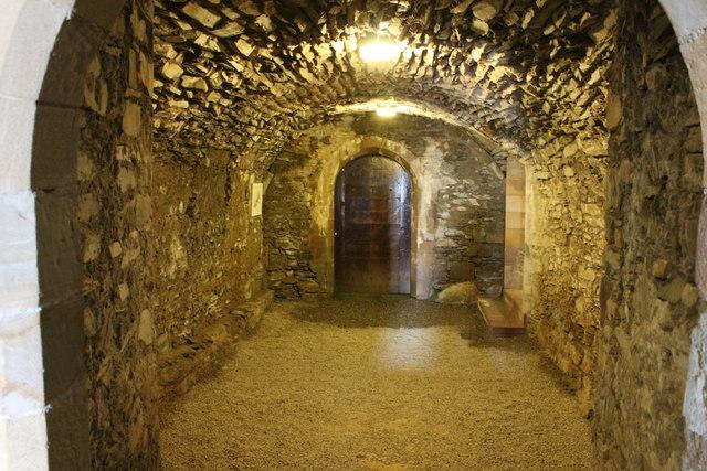 Whithorn Crypt